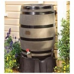A Rain Barrel from Plow+hearth