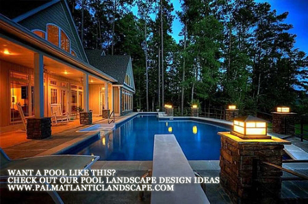 Beautiful Florida Pool Design Ideas Photos - Interior Design Ideas ...